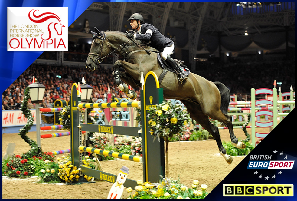 Equestrian London International Horse Show 2012 Live On