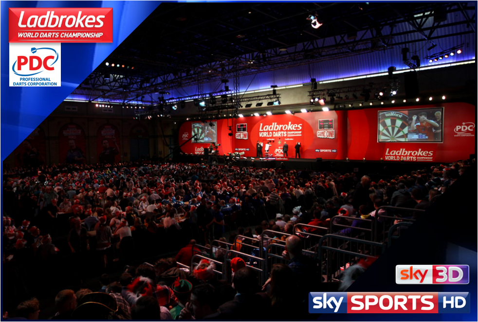 world darts championship