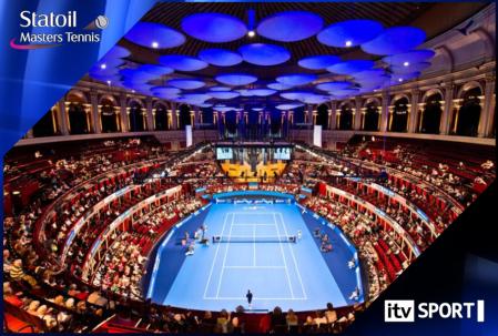 Statoil Masters Tennis 2012 ITV4