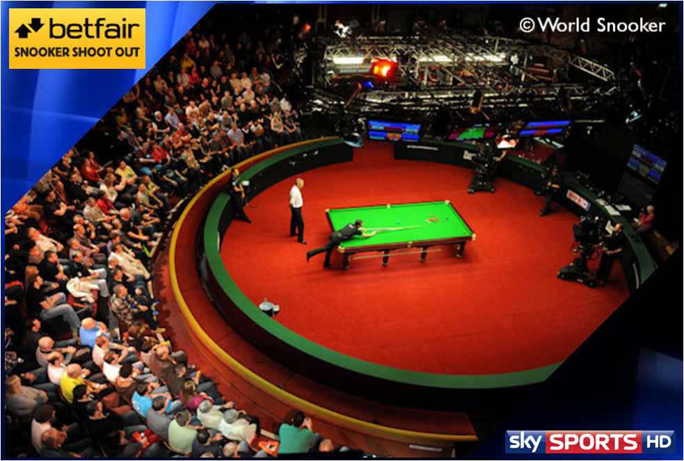Snooker World Snooker Shoot Out 2013 Live On Sky Sports